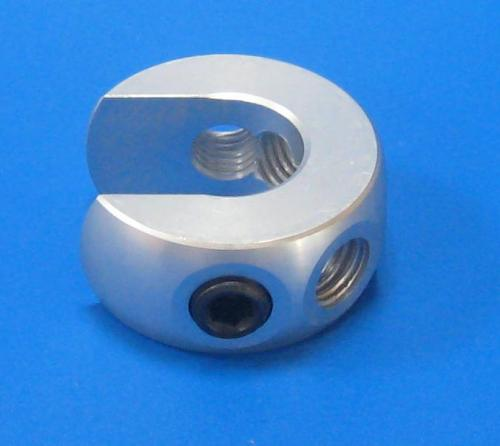 503402 U型環接頭 鋁色